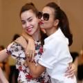 Thời trang - Thanh Hằng - Hà Hồ cùng chỉ đạo catwalk
