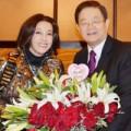 Làng sao - Lưu Hiểu Khánh đón sinh nhật bên chồng mới