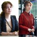 Thời trang - Yoon Eun Hye 'ghi điểm' với phong cách xì tin