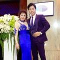 Làng sao - Vũ Hoàng Việt và người tình gây chú ý ở Thái Lan