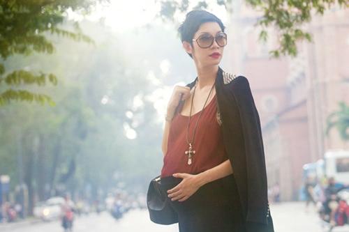 xuan lan da ha sinh con gai dau long - 2