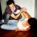 Tình yêu - Giới tính - Vừa sinh con, chồng đánh vợ dã man