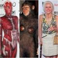 Thời trang - 12 trang phục Halloween ghê rợn của Heidi Klum