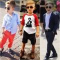 Thời trang - Cậu nhóc 5 tuổi gây sốt cộng đồng mạng