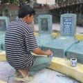 Tin tức - Gắn trộm bia lên mộ liệt sĩ vô danh