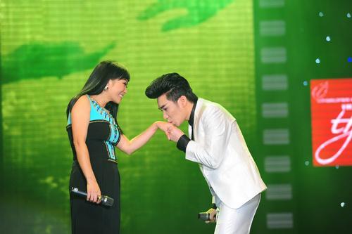 phuong thanh sẽ sinh con trai trong nam 2014 - 11