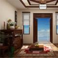 Nhà đẹp - Kiêng kỵ bố trí phòng ngủ sau bàn thờ
