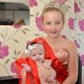 Tin tức - Anh: Bé gái dự thi hoa hậu từ trong bụng mẹ
