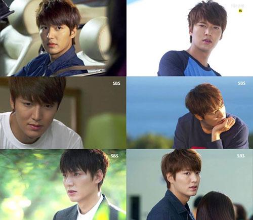 """fan phim """"the heirs"""" mac phai """"hoi chung kim tan"""" - 1"""
