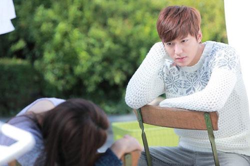 """fan phim """"the heirs"""" mac phai """"hoi chung kim tan"""" - 3"""