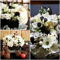 Cắm hoa hồng cho ngày cưới mê ly