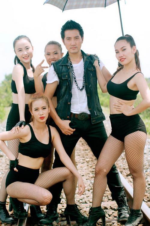 """nguyẽn phi hùng ''noi khong"""" voi scandal - 12"""