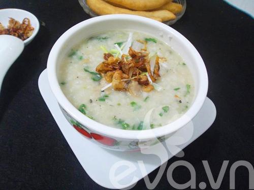 bua sang voi chao ngao nong hoi - 12