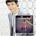 Làng sao - MC Phan Anh khoe con gái biết đi xe đạp