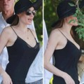 Làng sao - Angelina bị biến chứng sau cắt bỏ ngực