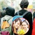 Làng sao - Kim Bum và Moon Geun Young hẹn hò tại Séc