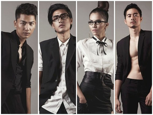 fan soc truoc nghi an next top model lo top 4 - 3
