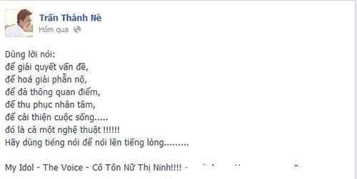 "van ngo ""dinh chinh"" gioi tinh tran thanh - 3"