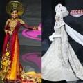 Thời trang - Áo dài VN lọt top 10 quốc phục đẹp nhất