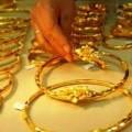 Mua sắm - Giá cả - Vàng tiếp tục giảm, biên độ mua bán thấp