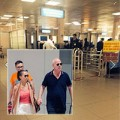 Làng sao - Thu Minh bực vì bị đối xử thô lỗ ở sân bay