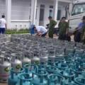 Mua sắm - Giá cả - Gas dỏm vây người dùng