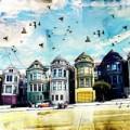 Nhà đẹp - Ấn tượng con phố sắc màu ở San Francisco