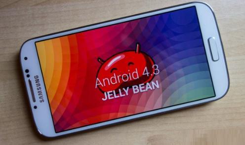 Galaxy S3 được cập nhật Android 4.3 hoạt động nhanh hơn-1