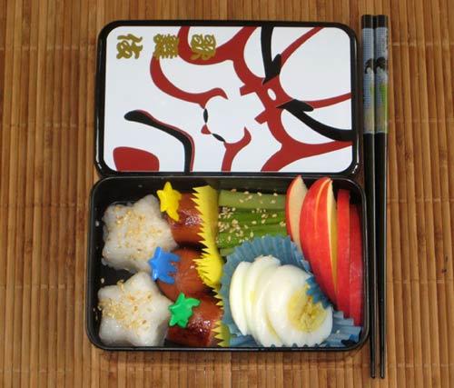 Sửng sốt với cách dạy con qua bữa ăn của người Nhật - 2
