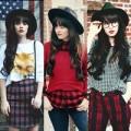 Thời trang - Eva Icon: Khúc giao mùa 'đỏng đảnh' cùng kẻ sọc
