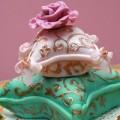 Bếp Eva - Ngất ngây với bánh cưới tuyệt đẹp