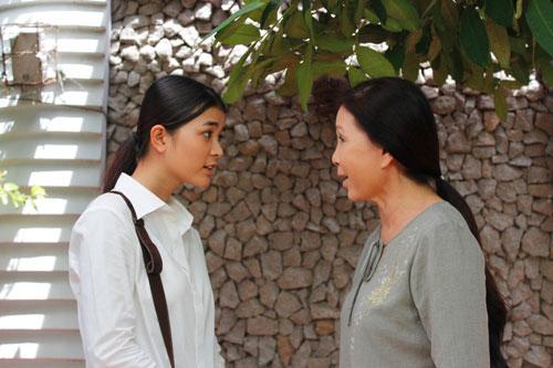 """NSƯT Kim Xuân đầy cảm xúc trong """"Người giúp việc"""" - 5"""
