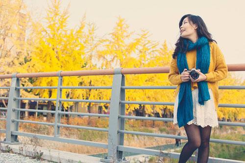 """Eva talk: """"Thời trang Hàn đơn giản nhưng rất style""""-5"""