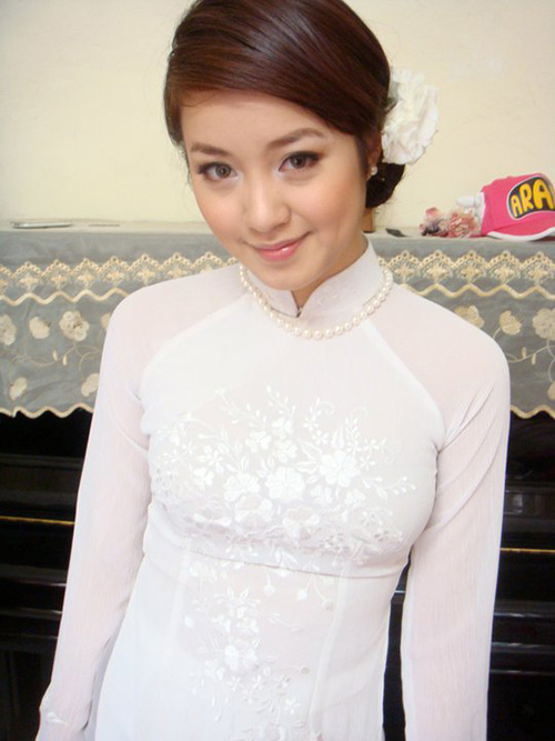hot girl mi van: chua bao gio het 'hot' - 10