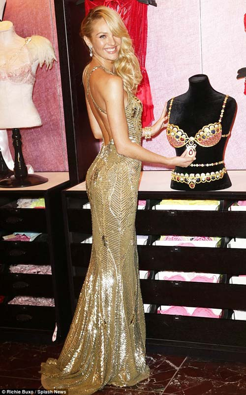 candice swanepoel long lay ben ao nguc trieu do - 6