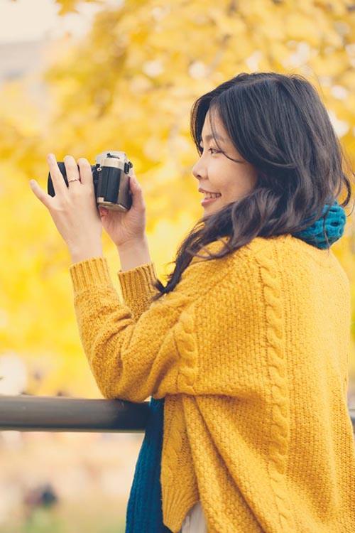 """Eva talk: """"Thời trang Hàn đơn giản nhưng rất style""""-2"""