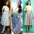 Thời trang - Diễm My 9X mặc váy 'nhái' của Phạm Băng Băng