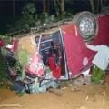 Tin tức - Xe lao xuống vực 7 người chết: Khởi tố lái xe