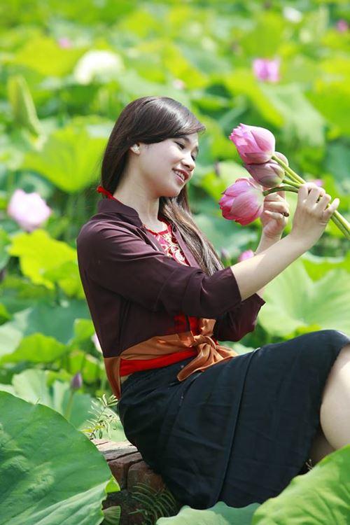 'con gai hoc truong thuy loi khong he xau' - 4