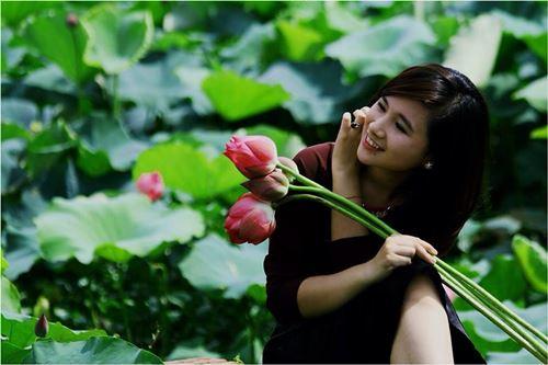 'con gai hoc truong thuy loi khong he xau' - 14