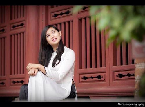 'con gai hoc truong thuy loi khong he xau' - 6