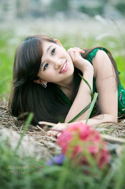 'con gai hoc truong thuy loi khong he xau' - 11