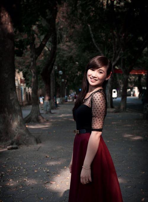 'con gai hoc truong thuy loi khong he xau' - 19