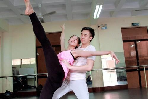 """le quyen """"bat"""" duong trieu vu mua ballet - 10"""