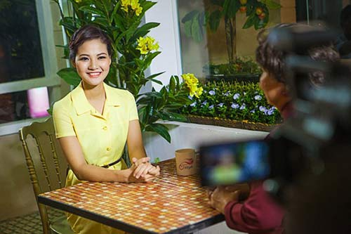HH Trần Thị Quỳnh thi Hoa hậu Quý bà Thế giới-5