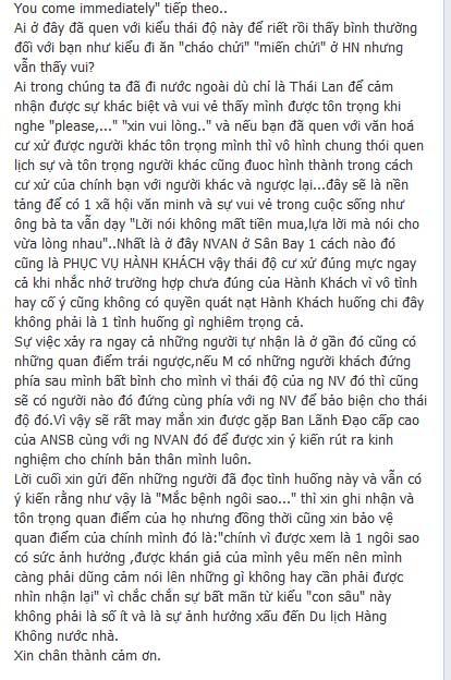 Thu Minh: Là ngôi sao nên phải dũng cảm nói-4