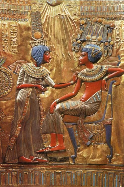 phong cach cleopatra 'song mai' trong lang thoi trang - 1