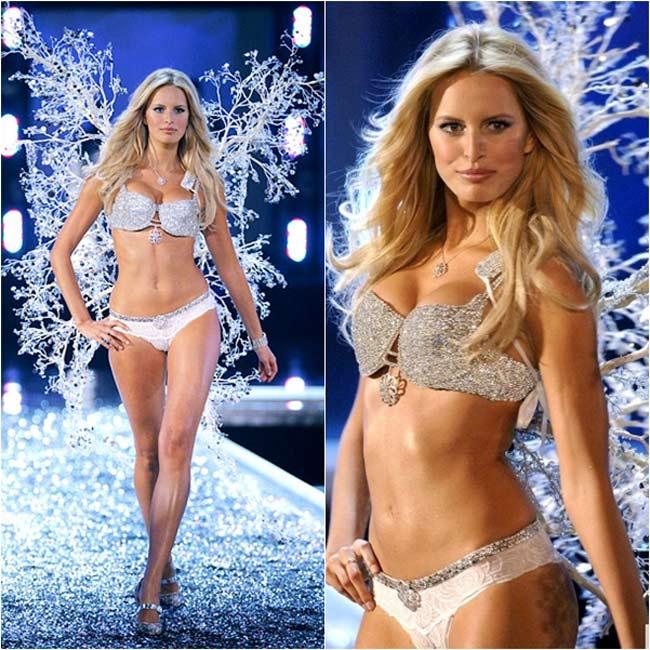 Choáng ngợp BST áo ngực triệu đô của Victoria ' s Secret