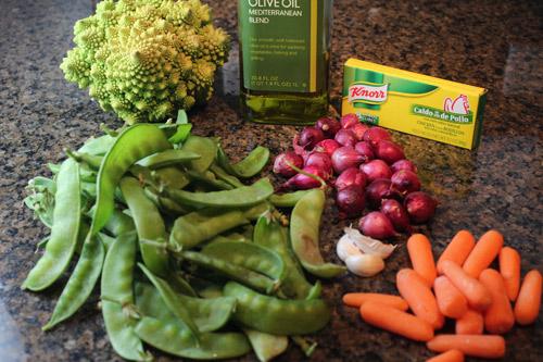 Ngon cơm với rau xào thập cẩm mùa đông - 1