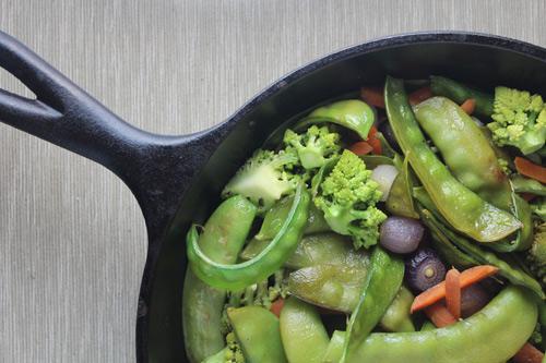 Ngon cơm với rau xào thập cẩm mùa đông - 6